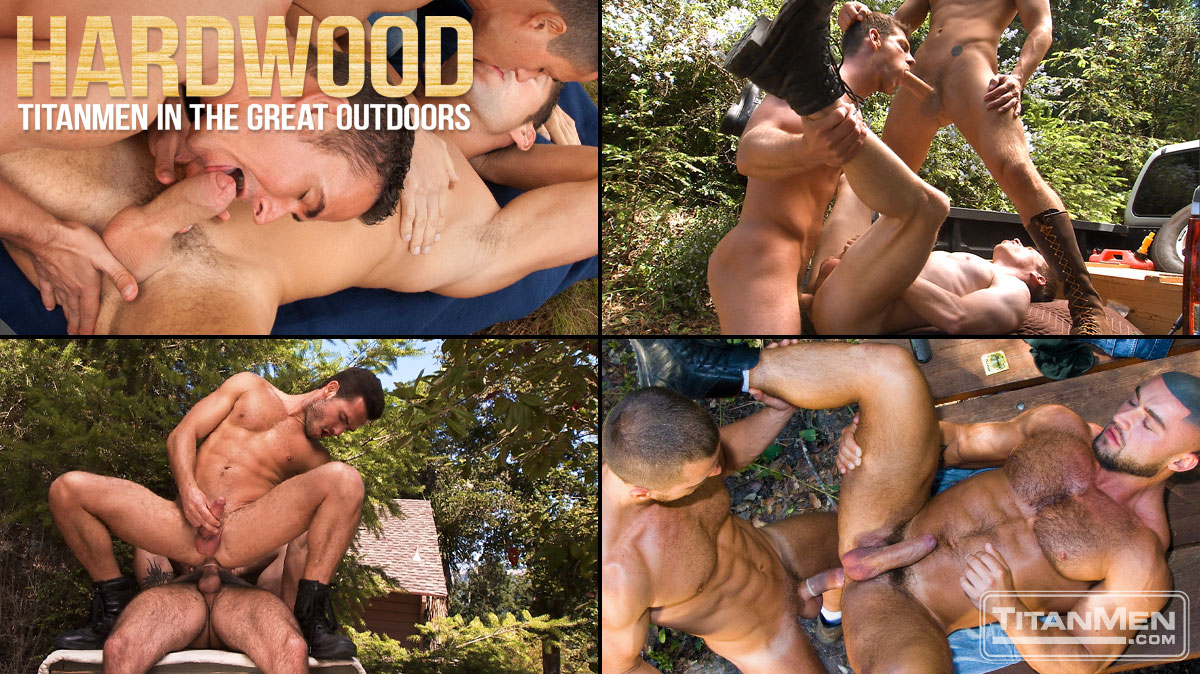 hard wood gay porn by helix